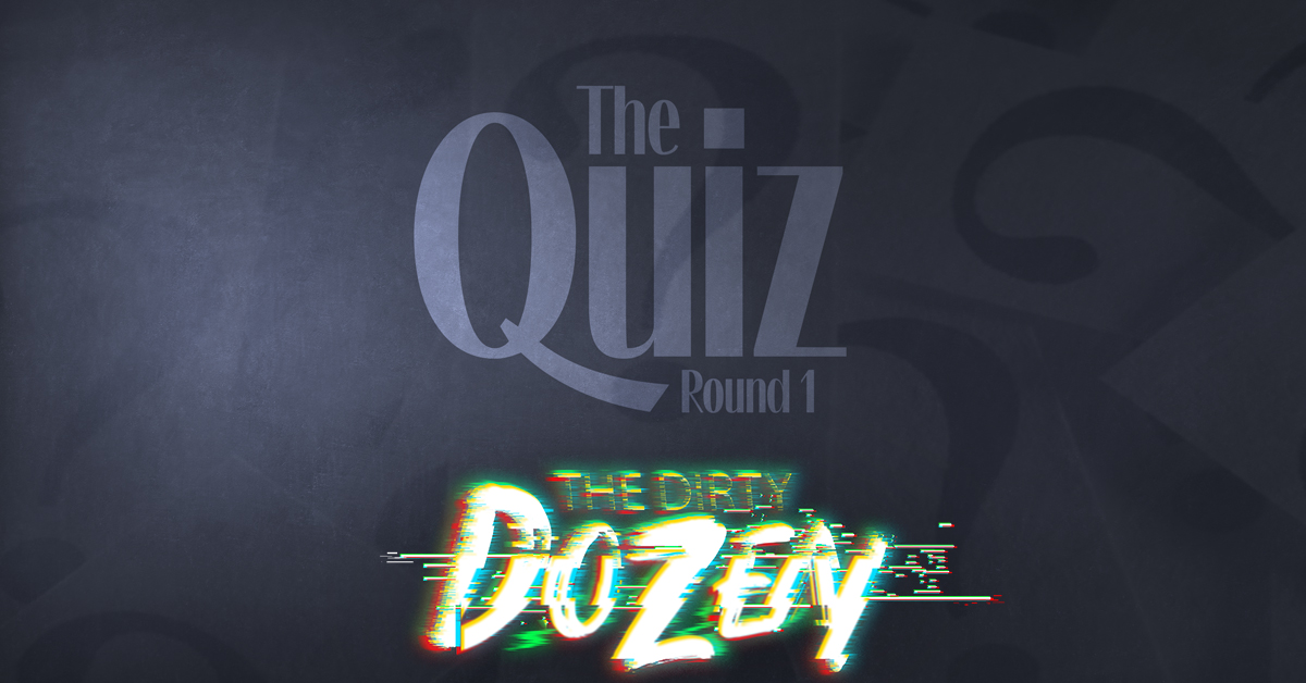 The Quiz Header