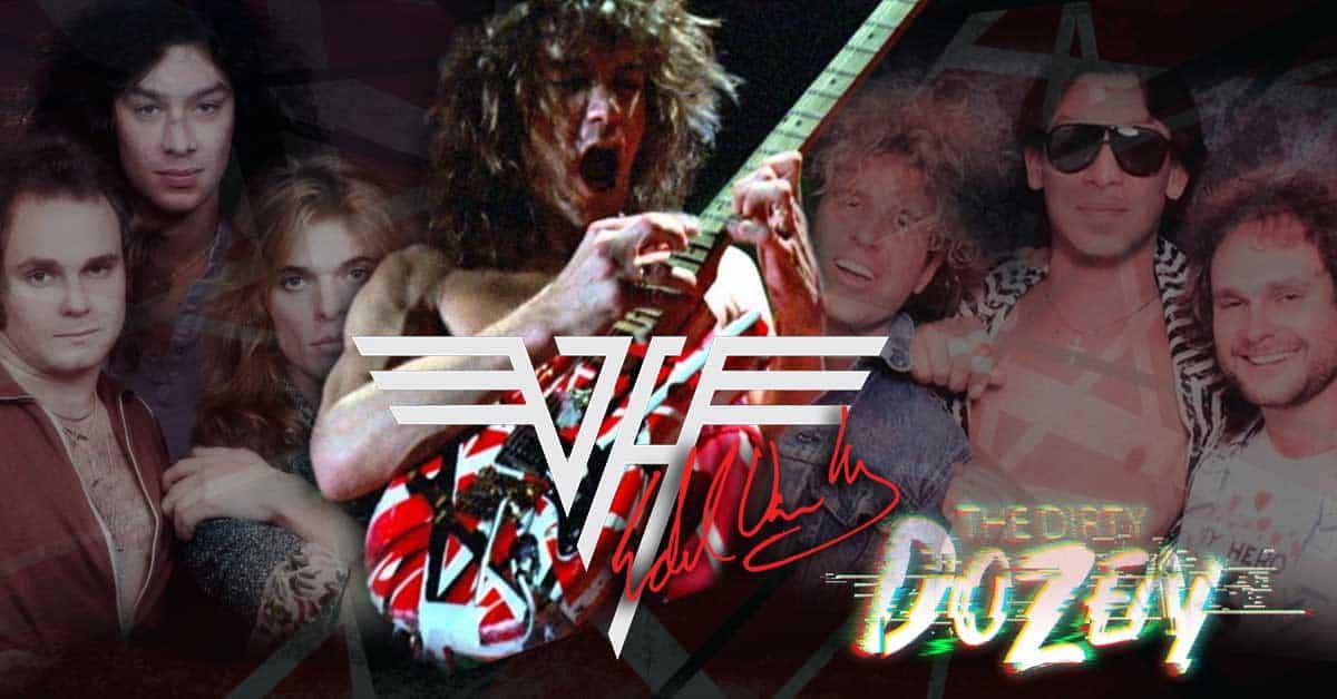 Van Halen Header
